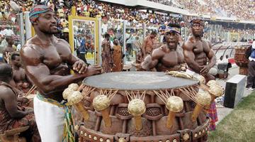 Akwasidae Festival Burkina & Ghana (13 jours)