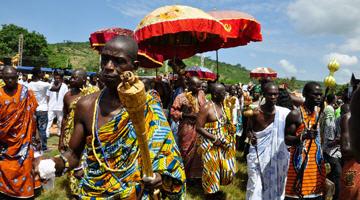 Akwasidae Festival Benin, Togo & Ghana (14 jours)