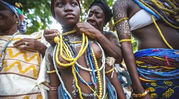 Ghana & Millet Festival (10 jours)